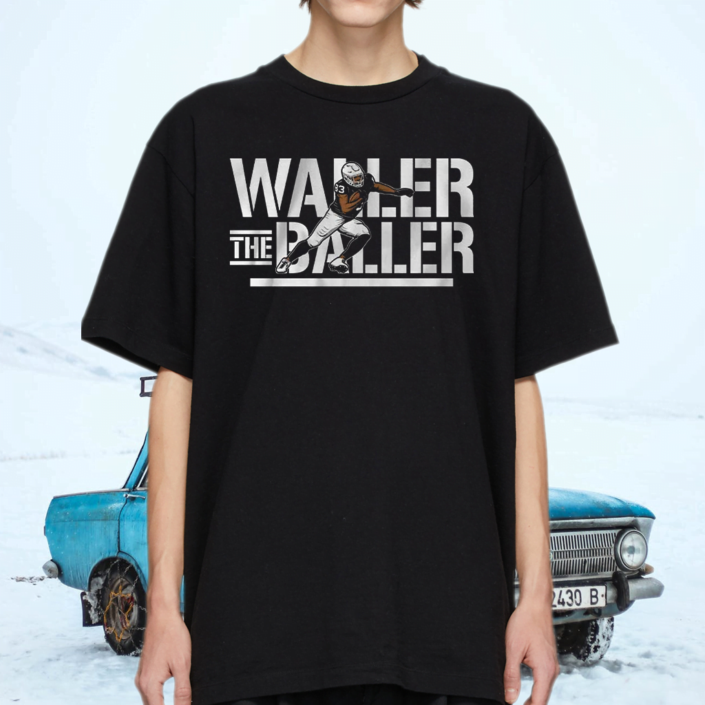 darren waller the baller shirts